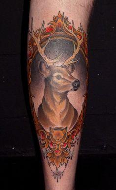 Ryan Mason at Scapegoat Tattoos. www.ryanmasontattoos.com