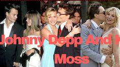Johnny Depp And Kate Moss' Relationship : 7 Things You Really Didn't Know