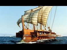 Ancient Greeks: Golden Age of Civilization. Mystery of History Volume Lesson 71 Ancient Rome, Ancient Greece, Ancient History, Greek History, Tall Ships, Age Of Civilization, Poder Naval, Arte Viking, Old Sailing Ships