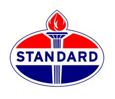 72 Best Gas Pumps and Logos images | Old gas stations ... Standard Oil Logo