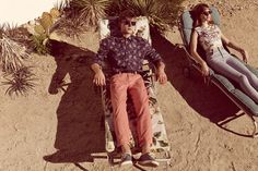 Pull & Bear Spring:Summer 2014 Campaign 1