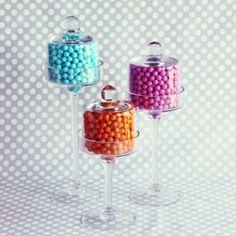 Glass Cupcake Stands