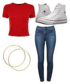 """Untitled #33"" by alaninaissant on Polyvore featuring Theory and Converse"