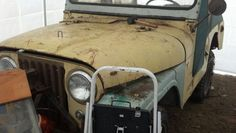 1963 willys jeep exterior