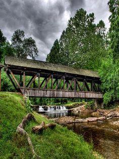 Missouri Covered Bridge