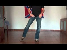 My Blue Jeans country line dance - WILD COUNTRY