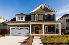 Photo gallery of 3 and 4 bedroom homes for sale in Virginia Beach #bishardhomes #raniervillage