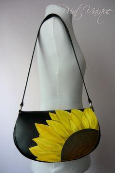 Sunflower detail.