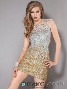 House of Brides - Jovani - Special Occasion Dress - STYLE - 171261