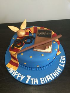 Harry Potter Cake by Victoria Defty Couture Cakes!