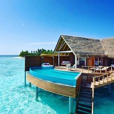 So excited for the opening of incredible Maldives island of @milaidhoo! #Maldives #indianocean #luxury #luxuryholiday #travel #wednesdaywanderlust