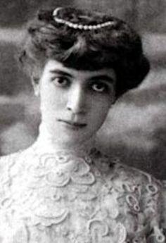 Marchesa Luisa Casati, as Empress Theodora - 1905