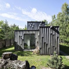 Primus Architects . Forest House . Asserbo (1)