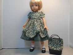 OUTFIT-FOR-13-IN-EFFNER-LITTLE-DARLING-DOLL-FLOWERS
