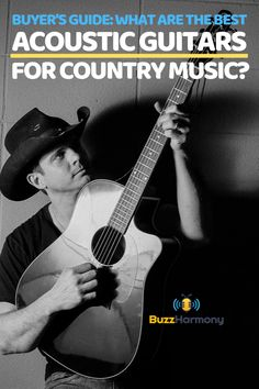 Are you in the market for buying an acoustic guitar? Well, you have come to the right place. Here we have put together a complete buyer's guide to the best acoustic guitars on the market for playing country music. Take a look! #BestAcousticGuitarsDesign #BestAcousticGuitarsBrands