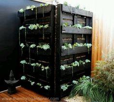 Great crate repurposing!