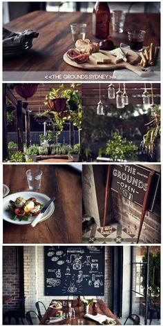 The Grounds of Alexandria, Sydney  http://groundsroasters.com/  Building 7A, NO.2 Huntley st   Alexandria NSW 2015