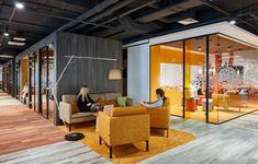 56 Unordinary Diy Open Space Office Design Ideas – Home Office Design Layout Open Space Office, Office Space Design, Workplace Design, Office Interior Design, Office Interiors, Open Concept Office, Office Designs, Boutique Interior, Evolution Design