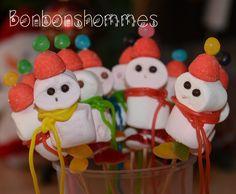 """Résultat de recherche d'images pour """"brochettes bonbons escargot"""""""