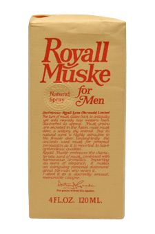 Royall Muske by Royall Fragrances for Men - 4 oz All Purpose Cologne Spray