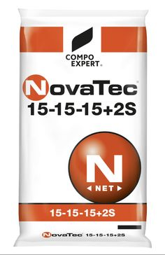 NovaTec 15-15-15+2S