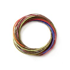 Entwined Bangle Fest | Accessory Foundry