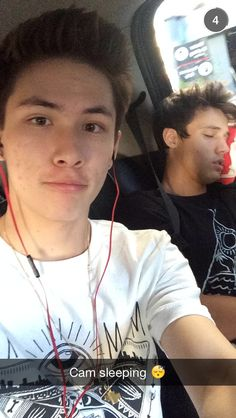 Caught bae sleepin'<<< no offense or anything but I absolutely HATE the word bae. It needs to disappear with YOLO and swag