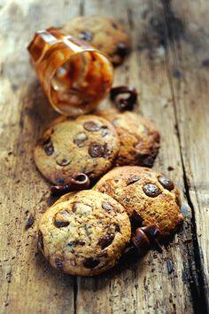 Dorian cuisine.com Mais pourquoi est-ce que je vous raconte ça... : Et si le cookie était mon anti-antidépresseur préféré ? Cookies chococaramba !!!