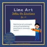 Browse over 10 educational resources created by The Art of Education in the official Teachers Pay Teachers store. Elements Of Art Line, Art Activities, Teacher Pay Teachers, Line Art, Education, Educational Illustrations, Learning, Line Illustration, Stripes