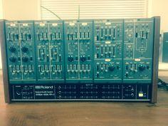 MATRIXSYNTH: Roland System-100m D-set