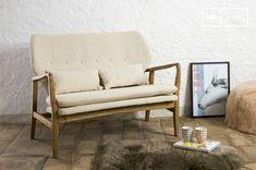El asiento Breda, para tu cocina o tu veranda en estílo shabby rerto escandinavo.