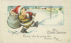 charles twelvetrees illustrations | Charles Twelvetrees (1888-1948) était un dessinateur illustrateur ...