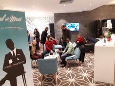 Hotel Mercure Poitiers Futuroscope Cadre idéal pour discuter, rencontrer des dirigeants et cadres de passage ou travaillant sur la Technopole