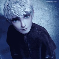 jack frost <3 too bad he's animated ;)