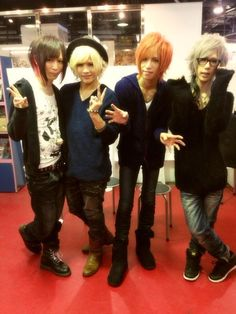 Royz 2015/01/26: instore event at Zeal Link Osaka