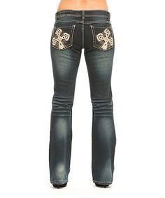 Loving this Twilight Sarah Bootcut Jeans - Women on #zulily! #zulilyfinds