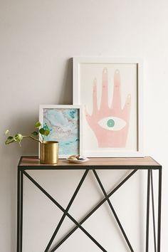 affordable art // unique art prints // gallery wall ideas // wall art // budget-friendly wall art // minimal art // entry way inspiration