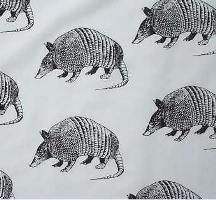 Armadillo Craft Fabric