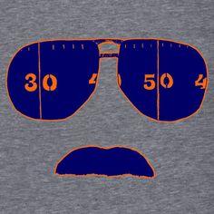 Ditka Glasses And Stache T-Shirt for Men, Women, & Children   Strange Cargo: Funny & Cool Tees
