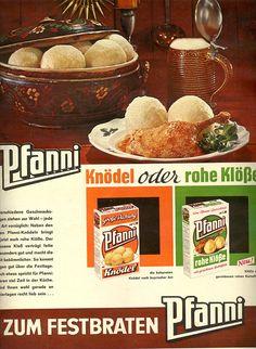 Das-waren-noch-Zeiten - Die 60er Jahre - Werbung