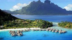 La Polinesia Francesa, es el destino más idolatrado por la mayoría de recién casados. Es un lugar que incita a dejar escapar la imaginación y pensar que la felicidad absoluta existe. #destinations #wedding #beautiful