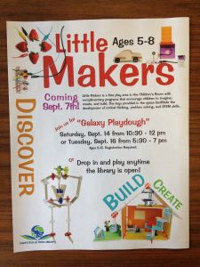 Little Makers | Imagine | Make | Play