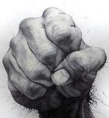 Resultado de imagen de drawing hands
