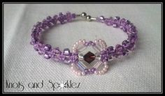 Free Micro Macrame Beaded Bangle Bracelet Tutorial - Beading Daily
