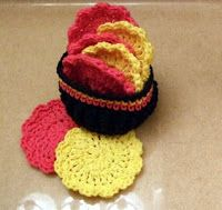Barbaras Hooks, Face Scrubbies pattern