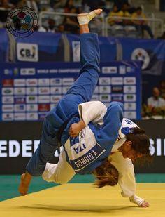 Pic: Judo Attitude  Visit http://www.budospace.com/category/judo/ for discount Judo supplies!
