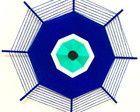 Mandala Olho de Deus - Olho Grego Mandala Art, God's Eye Craft, Evil Eye Art, Earth Drawings, Diy And Crafts, Arts And Crafts, Gods Eye, Stuff To Do, Cool Ideas