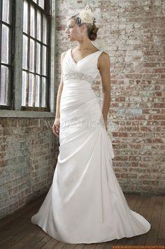 Robe de mariée Moonlight J6258 Spring 2013