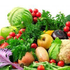 Raw Foods: pH Balanced Diet