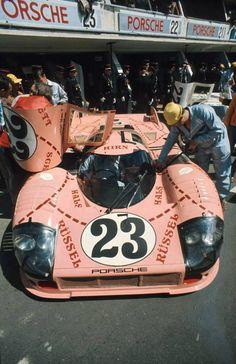 """Porsche 917 """"Pink Pig"""""""